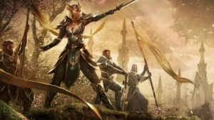 Artwork von The Elder Scrolls Online