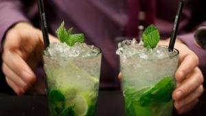 Mojito (Symbolbild): Pulver für vier Alkoholsorten und vier Cocktails