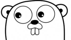 Gopher: das Maskottchen von Go