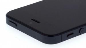Der Standby-Knopf des iPhone 5 kann bei älteren Geräten ausfallen.
