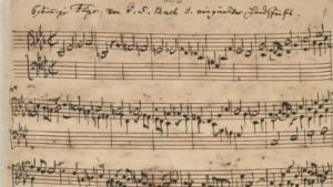 Johann Sebastian Bachs Musik gehört zum Allgemeingut, Noten für aktuelle Stücke aber nicht. Das will das Musik-Wiki ändern.