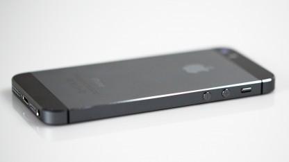 Das iPhone 5S ist das bisher einzige 64-Bit-Smartphone.
