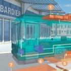 Bombardier Primove: Erste Induktionshaltestellen für Busse in Mannheim im Bau