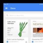 Texte und Tabellen: Google bringt Office-Apps für iOS