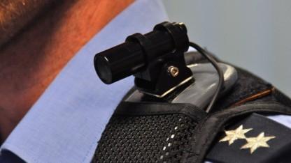 Bodycams in Hessen im Einsatz