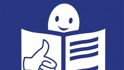 Europäisches Easy-to-read-Logo