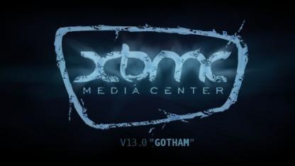 XBMC 13 alias Gotham wurde freigegeben.
