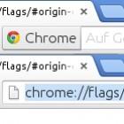 Google: Chrome kann URLs verstecken
