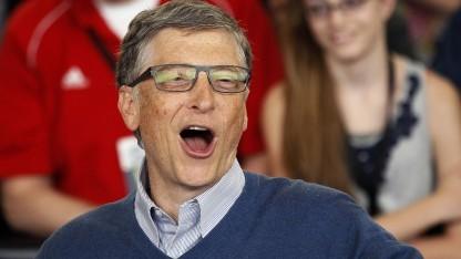 Bill Gates am 4. Mai 2014