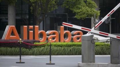 Alibaba-Hauptsitz in Hangzhou