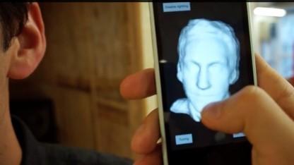 3D-Aufnahmefunktion von Seene
