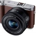 Systemkamera: Samsung NX3000 mit Retrogehäuse