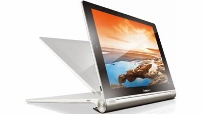 Yoga Tablet 10 HD+ erscheint auch in einer UMTS-Version.