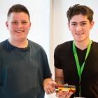 Luga: Schüler entwickeln eigene Android-Spielekonsole aus Lego