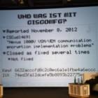 Linuxtag-Keynote: Lehren aus Heartbleed und ein Schlüssel von Cisco