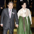 Lee Kun-hee: Samsung-Topmanager aus Koma erwacht