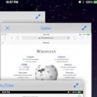 Mehrere Fenster: Multitasking fürs iPad