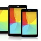 Neue G Pads: LG bringt drei weitere Android-Tablets