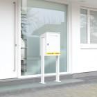 Offenes System: Post-Konkurrenten planen privaten Paketkasten