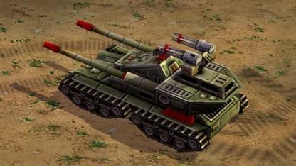 Der Overlord-Panzer aus Command & Conquer Generals