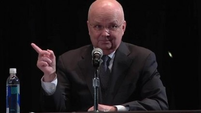 Ex-NSA-Chef Hayden räumt die Tötung von Menschen auf Basis von Metadaten ein.