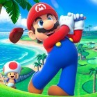 Test Mario Golf World Tour: Klempner auf dem Golfplatz