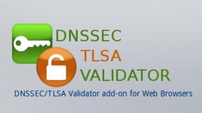 DNSSEC und DANE prüfen funktioniert im Moment nur via Browser-Plugin.