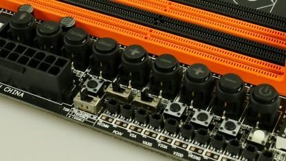 Das Gigabyte Z97X-SOC für Übertakter