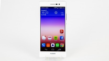 Huaweis neues Android-Smartphone Ascend P7