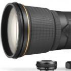 Bildstabilisator für Sport: Nikon mit extrem lichtstarkem 400-mm-Objektiv