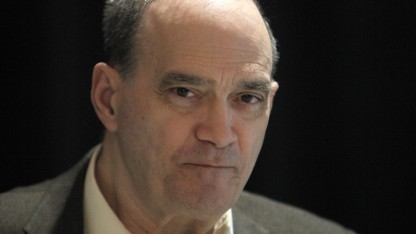William Binney auf dem Congress on Privacy & Surveillance im September 2013