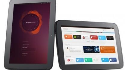Unity 8 wurde ursprünglich für Smartphones und Tablets konzipiert.