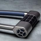 Skylock: Solarfahrradschloss mit Unfallsensor