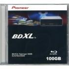 Pioneer: Blu-ray mit acht Schichten erreicht 256 GByte Speicherplatz