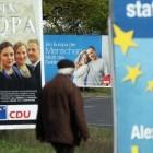 Europawahlen: Es geht um das Netz