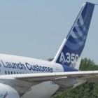 Airbus A350 XWB: Kurzer Ila-Auftritt der Maschine Nummer 4