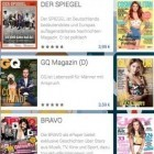 Android: Deutsche Zeitschriften und Zeitungen im Google Play Kiosk