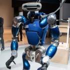 Roboter: Toro wippt für die Raumfahrt