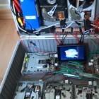 Floppy Musik: Raspberry Pi spielt Hits auf Diskettenlaufwerken