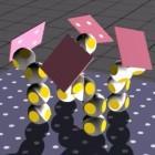 Roombots: Robotische Legosteine machen Möbel mobil