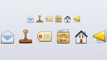 Die Icons von Postbox wurden für die Retina-Unterstützung neu gezeichnet.