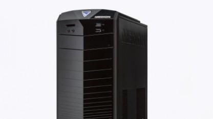 Aldi-Komplettrechner mit AMDs Kaveri-APU