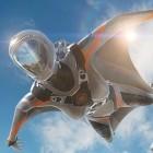 Benchmark: 3DMark fliegt mit Wingsuit