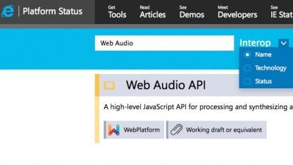 Microsoft hat die Arbeit an verschiedenen neuen Webtechniken angekündigt.