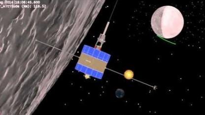 Raumsonde Isee-3: erstes Manöver seit 1987