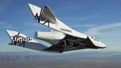 Virgin Galactic ist der Hauptkonkurrent des Booster-Projekts.