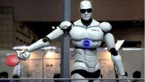 Nehmen Humanoiden wie TOPIO bald Arbeitsplätze weg?