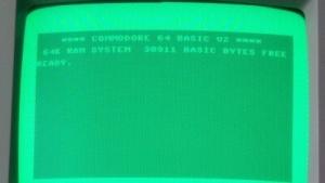 BASIC auf einem Commodore-Computer