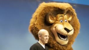 Jeffrey Katzenberg, Chef der Animationsabteilung von Dreamworks, sieht andere Preismodelle für Filme in der Zukunft.