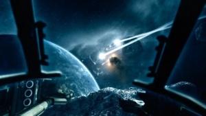 Eve Valkyrie in der Unreal Engine 4